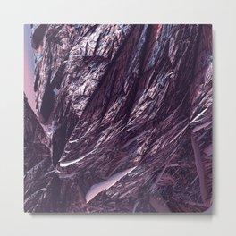 AbstrK /SHALE/ series #01 Metal Print