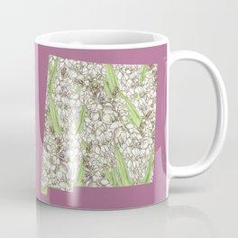 New Mexico in Flowers Coffee Mug