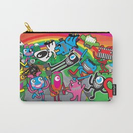 Live, Dream, Skate Carry-All Pouch