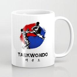 Taekwondo Coffee Mug