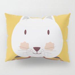 Cornelio Cat Pillow Sham