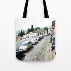 Hipster at Heart Tote Bag