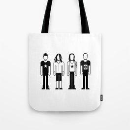 Rage Against the Machine Tote Bag