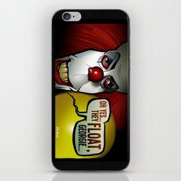 They Float, Georgie iPhone Skin