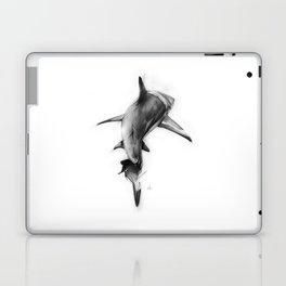 Shark II Laptop & iPad Skin