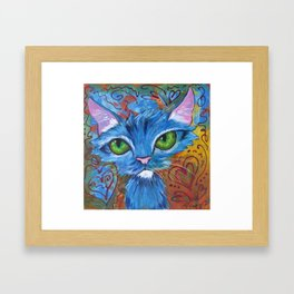 So Fly Framed Art Print