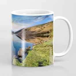 Lake Geirionydd Sunset Coffee Mug