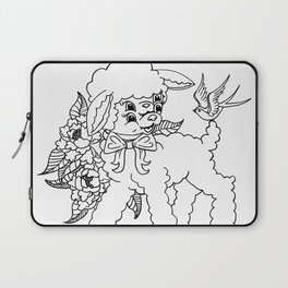 Wholesome Lamb Laptop Sleeve