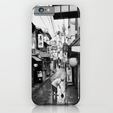 Pontocho in the Morning, Kyoto iPhone 6 Slim Case