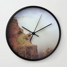 Heartbreak Ridge, Table Mountain WA 2 Wall Clock