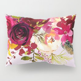 Flowers bouquet #38 Pillow Sham