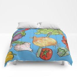 Veggie Fix Comforters