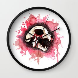 Lucy in the Sky with Dimonds Wall Clock