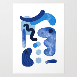 In water Art Print