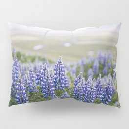 Iceland in Bloom Pillow Sham