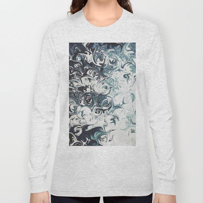 Abstract 137 Long Sleeve T-shirt