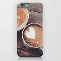 Coffee for two Slim Case iPhone 6s