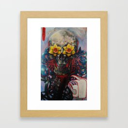 Webster Framed Art Print