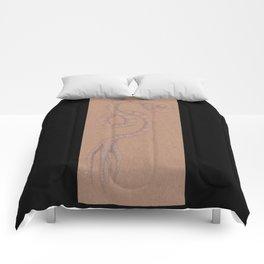 Specimen #35a (worms) Comforters