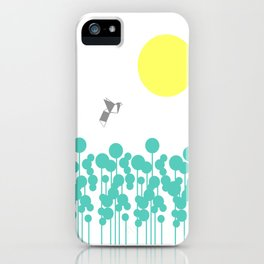 Morning Meadow  iPhone Case