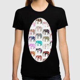 Floral Herd T-shirt