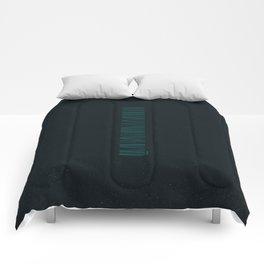 Monolithe Dark 4 Comforters