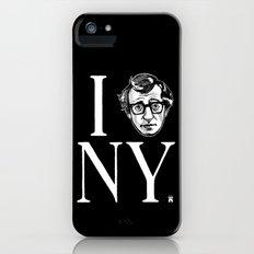 I (Woody) NY iPhone (5, 5s) Slim Case