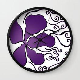 A Bit Winded Wall Clock