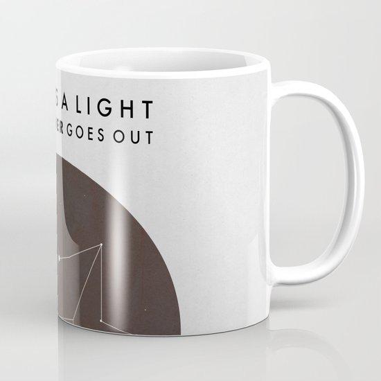 There Is A Light Mug
