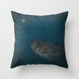 Foundling Throw Pillow