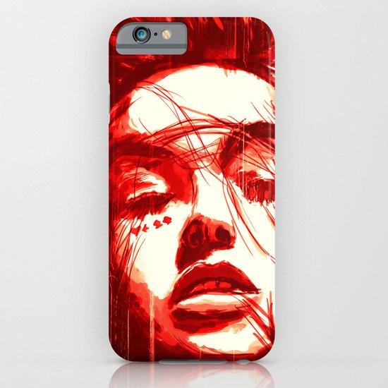 Queen of Diamond iPhone & iPod Case