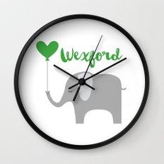 KLD _ Elephant Pillow Wall Clock