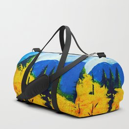 One Autumn Morning Duffle Bag