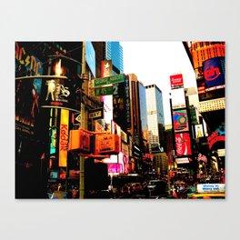NY Life Canvas Print