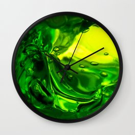 Soothing Wall Clock