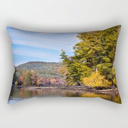 Fall River Vistas - New England Rectangular Pillow