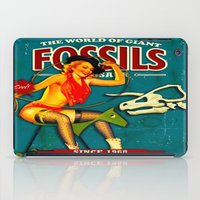 dino iPad Cases featuring DINO by Don Kuing