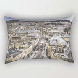 Bath Overlook Rectangular Pillow