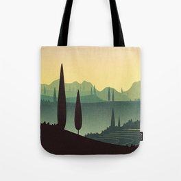 Tuscany Fairytale Tote Bag