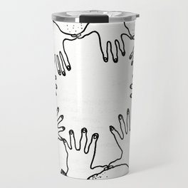 A Psychic Chain Closed Travel Mug