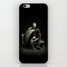 Two Wings and a Prayer iPhone & iPod Skin