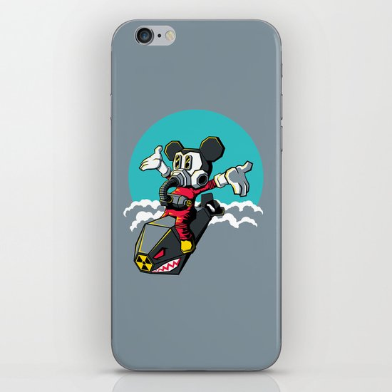 Dr. Strangemouse iPhone & iPod Skin