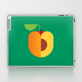 Fruit: Apricot Laptop & iPad Skin