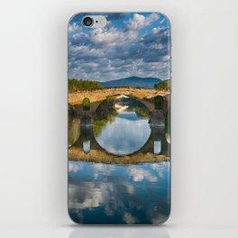 Bridge of Reflections iPhone Skin