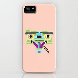 Number 5 is Alive! iPhone Case
