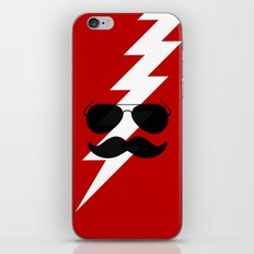 Boots Electric iPhone Skin