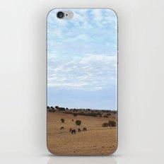 Landscape & Horses iPhone & iPod Skin