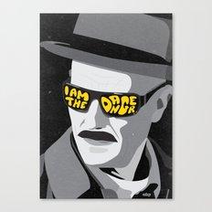 I am the danger Canvas Print