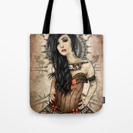 AK (Alaina's Kill) Tote Bag