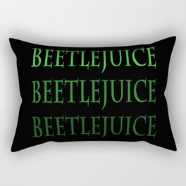 Beetle... Rectangular Pillow